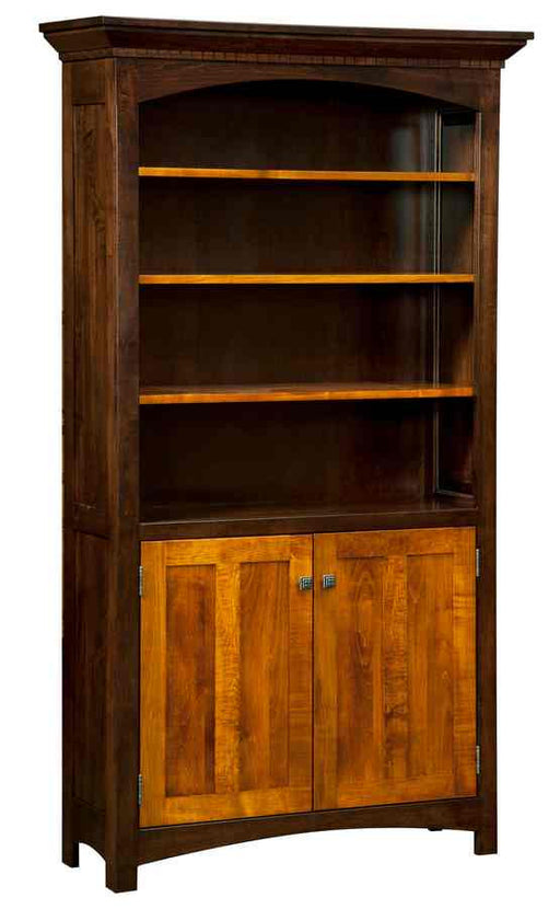 Oakwood bookcase
