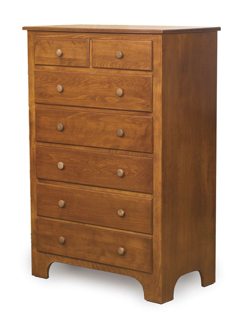 Ridgecrest 7 Drawer Chest of Drawers