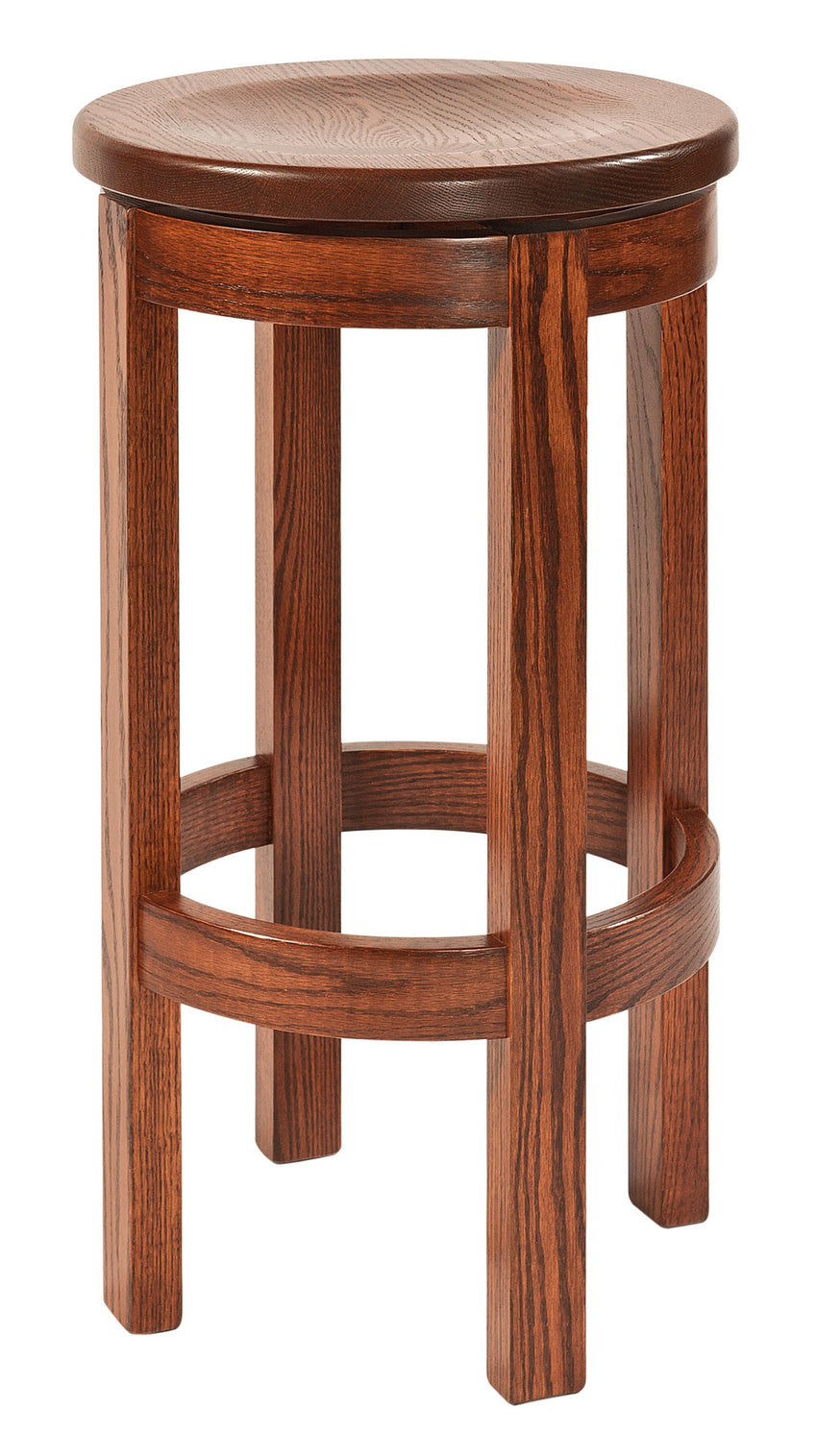 Barrel Barstool (Includes Swivel)