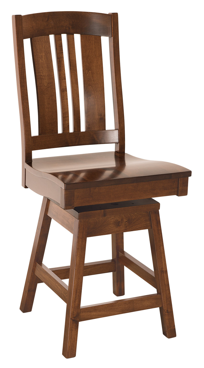 Carolina Swivel Barstool