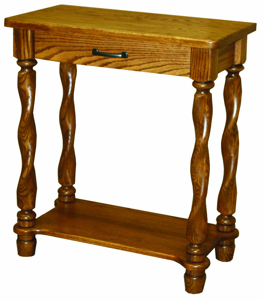 Royal Twist Console Table