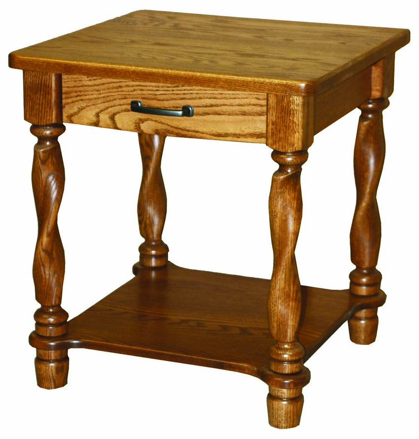 Royal Twist End Table
