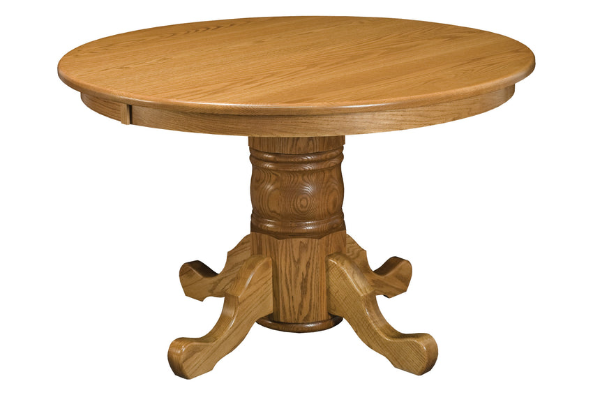 Single Pedestal Table (NW)