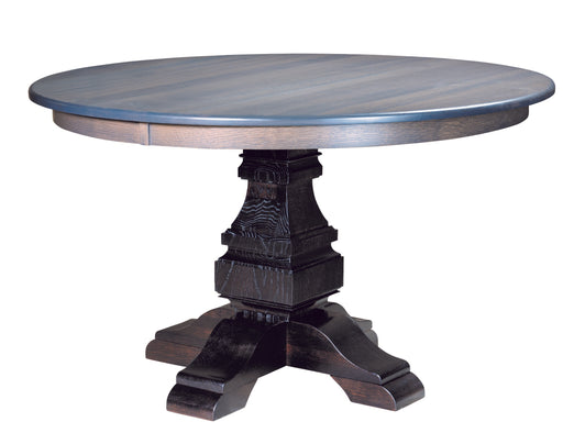 Kendrick Pedestal Table