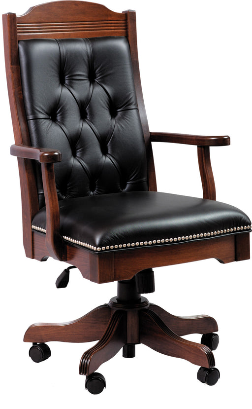 Star Executive Arm Chair (with gas lift)