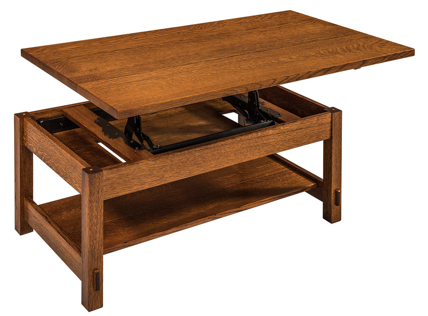 Springhill Lift-Top Coffee Table - No Drawer