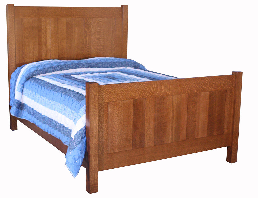 3 Panel Shaker Bed