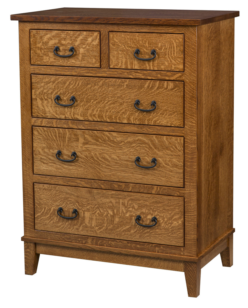 Sierra Mission 5-Drawer Chest
