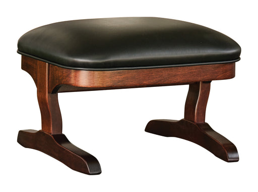 Terry Footstool (none rocking)
