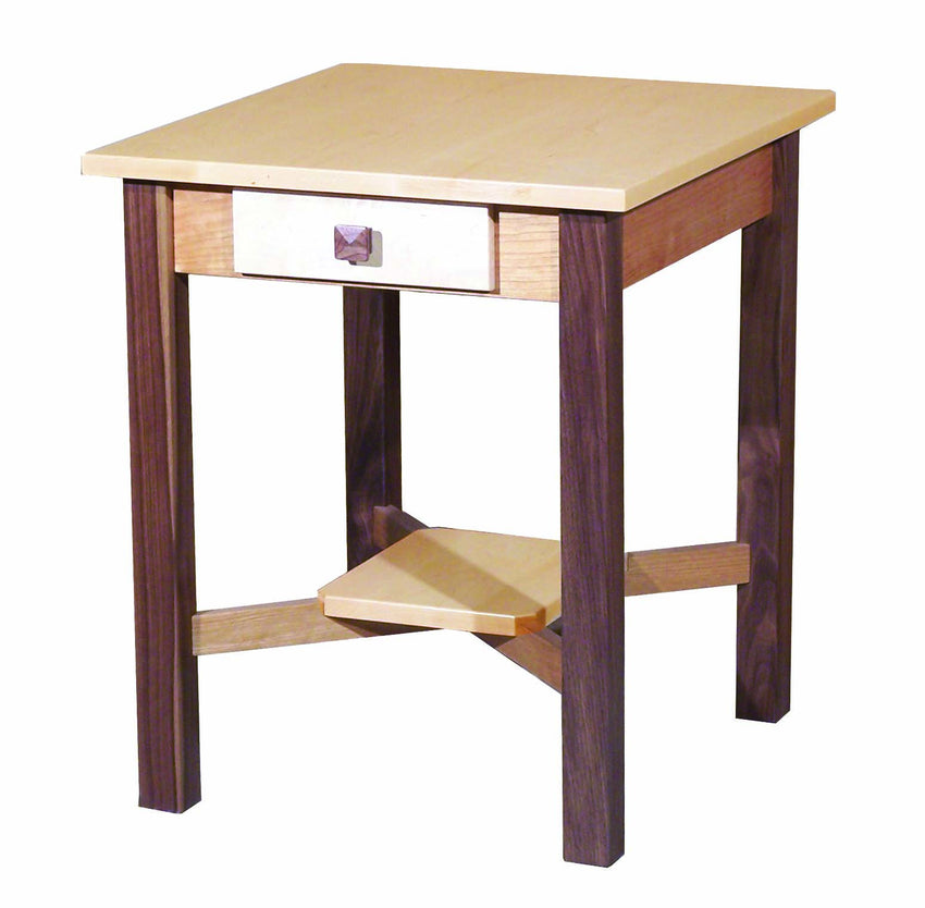 Tri-Wood End Table