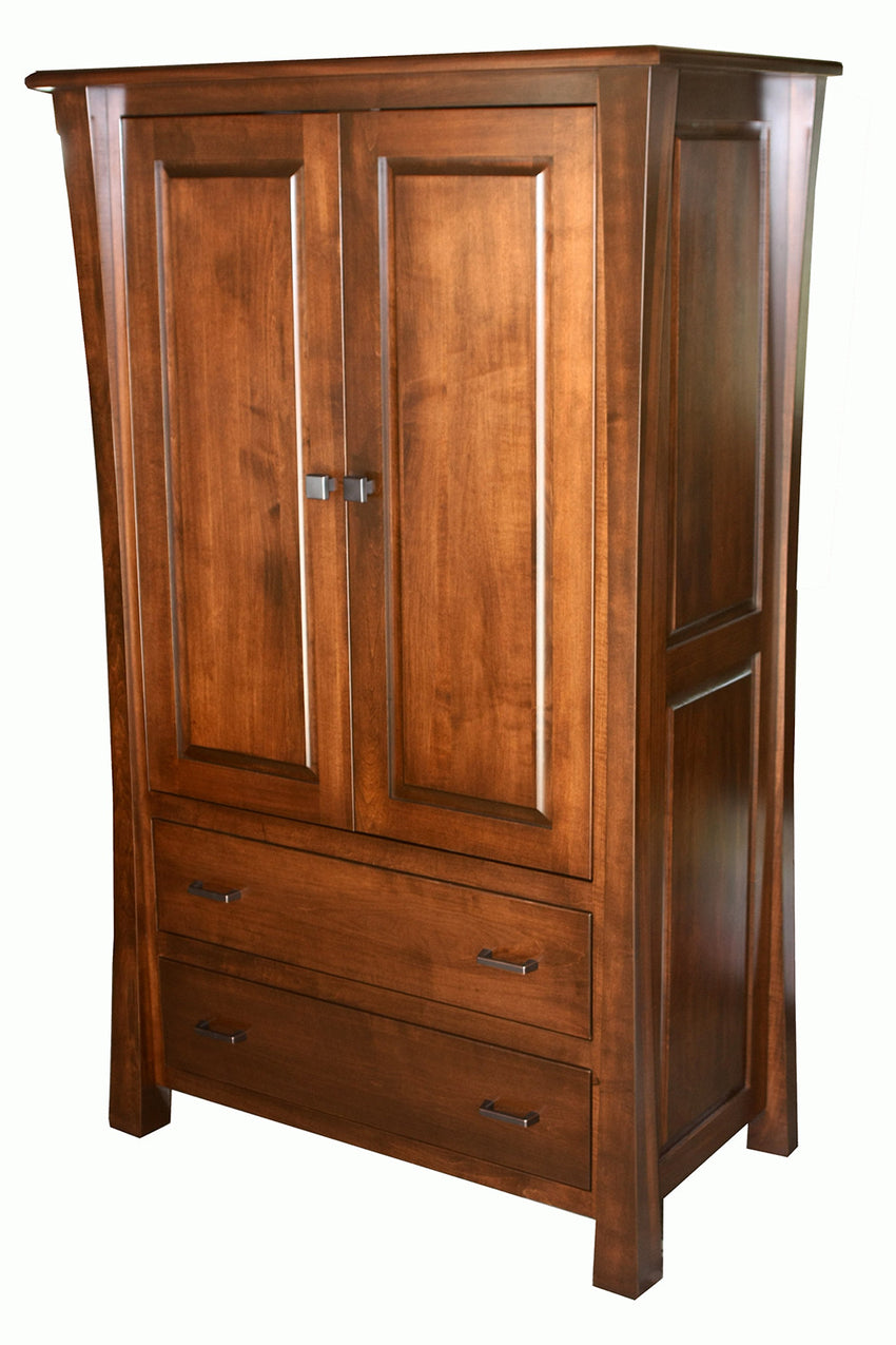 Vandalia 2 Drawer Armoire