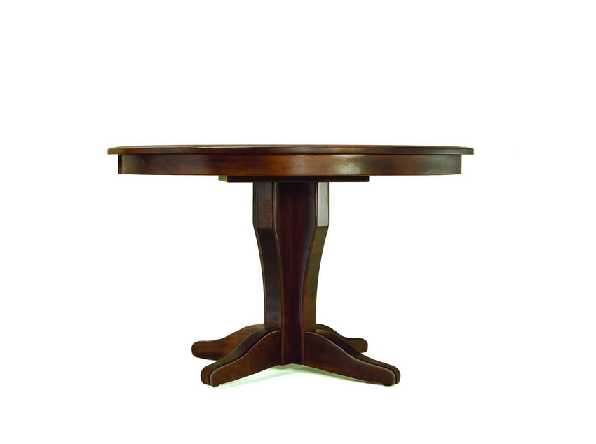 Vintage Single Pedestal Table (CWS)