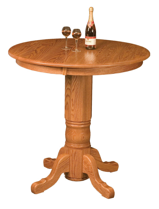 Traditional Pub Table (WP)