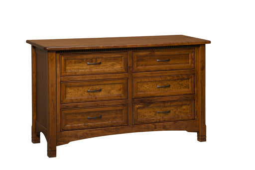 West Lake 6 Drawer Dresser/Changing Table