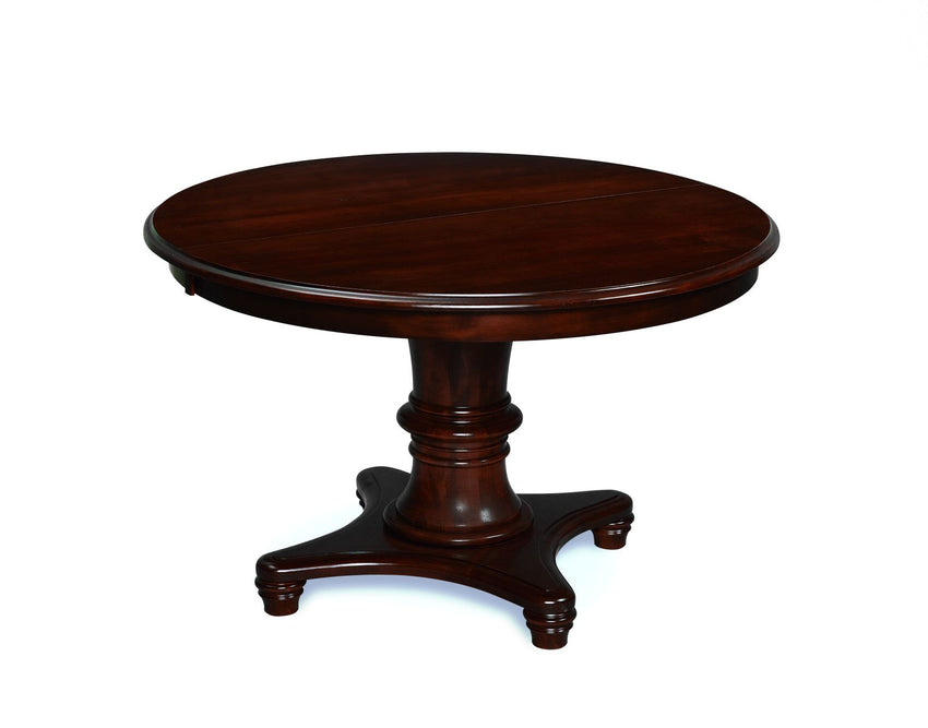 Woodbury Pedestal Table