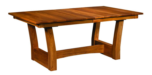 Stupendous Solid Wood Amish Dining Tables Custom Dining Tables Beutiful Home Inspiration Xortanetmahrainfo