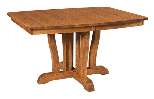 Grand Central Pedestal Table