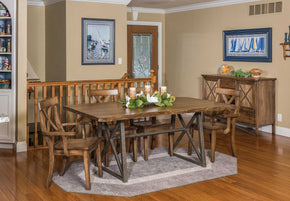Yukon Trestle Table