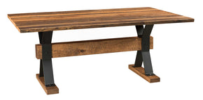 Barnloft Trestle Table