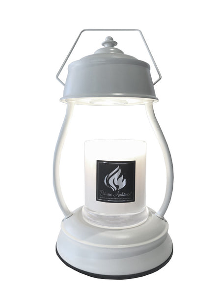 Hurricane Warmer - Antique White
