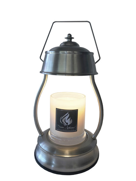 Hurricane Warmer - Brushed Nickel