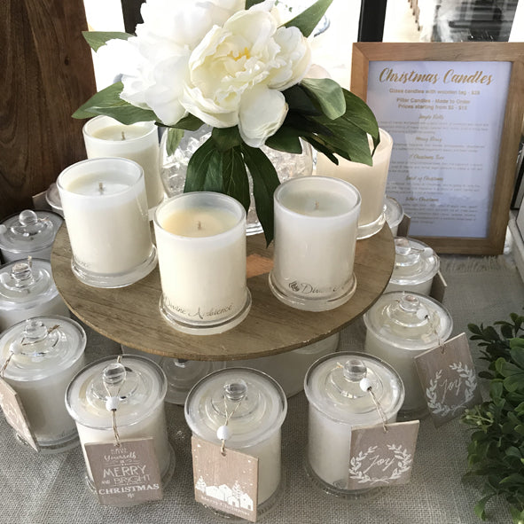 Scented Candles | White Christmas