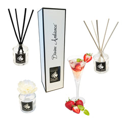 Fragrance Diffuser - Champagne & Strawberry