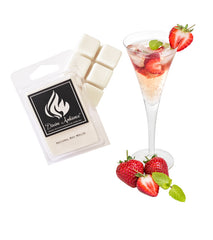 Fragrance Melts - Champagne & Strawberry