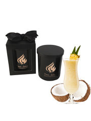 Pina Colada Scented Soy Candle | Oxford Collection