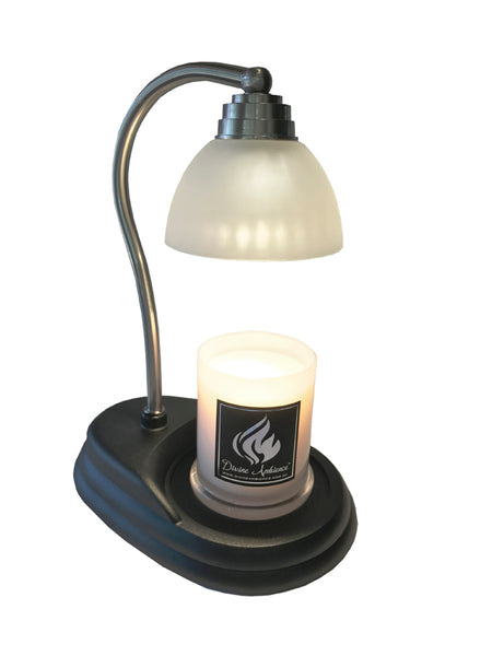 Candle Warmer | Aurora Pewter