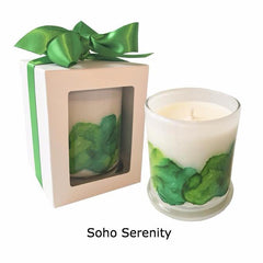 Divine Ambience Scented Candles | Soho Serenity