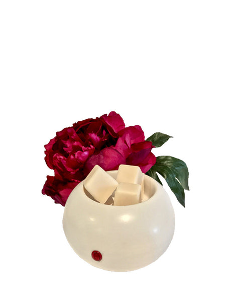 Electric Fragrance Burner - White