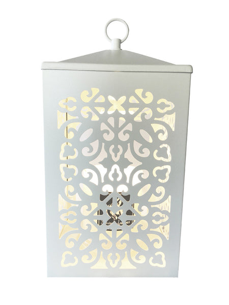 Scroll Warmer - White