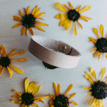 Children's Leather Diffuser Bracelet
