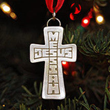 Jesus Messiah Christmas Ornament
