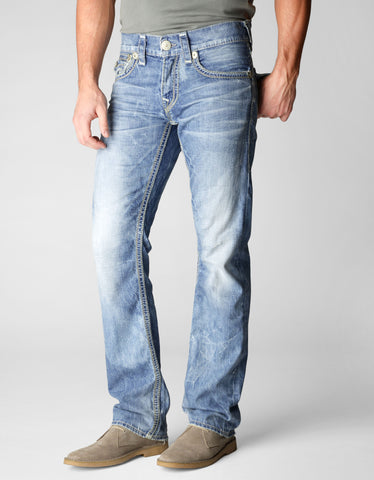 RICKY STRAIGHT BIG QT MENS JEAN