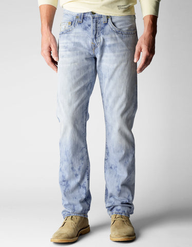 GENO SLIM STRAIGHT MENS JEAN