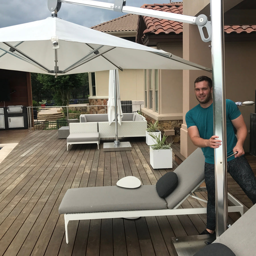 Inspiration // Visiting a client - Outdoor Furniture, Planters, Cushions, & More – Domus Outdoor