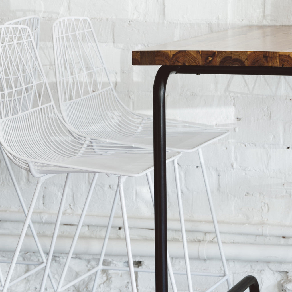 Lucy Bar Stool Domus Outdoor