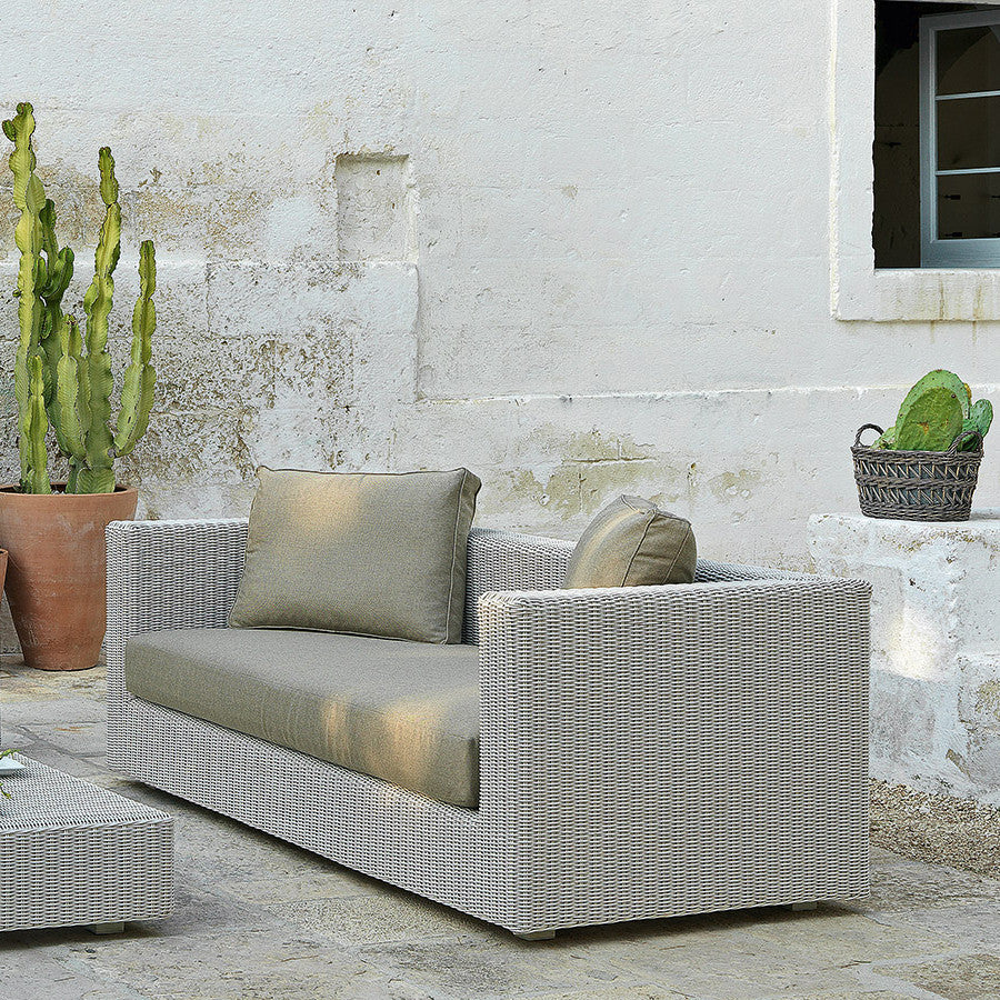 Incredible Cube Xl Sofa Domus Outdoor Gmtry Best Dining Table And Chair Ideas Images Gmtryco