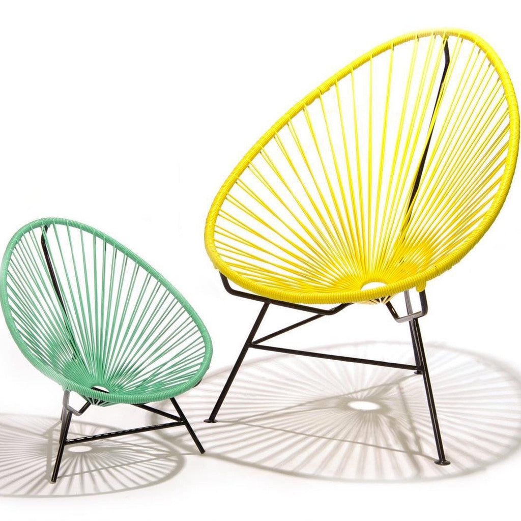 Acapulco Chair In PVC Cord