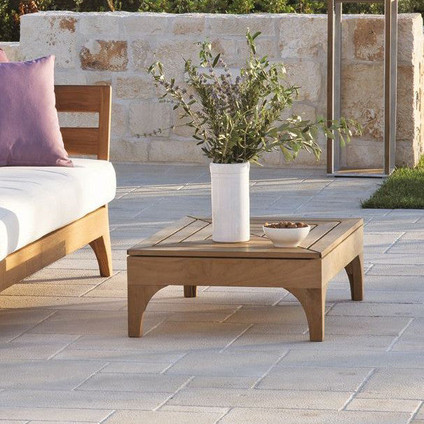Village Rectangular Coffee Table - Village Rectangular Coffee Table – Domus Outdoor