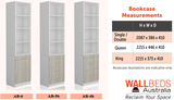 Alpha WallBed Side Cabinets