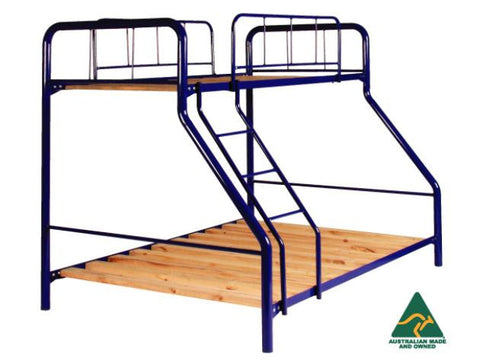 Trio Steel Frame bunk bed
