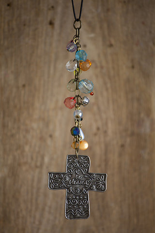 Car Charm - Be Blessed