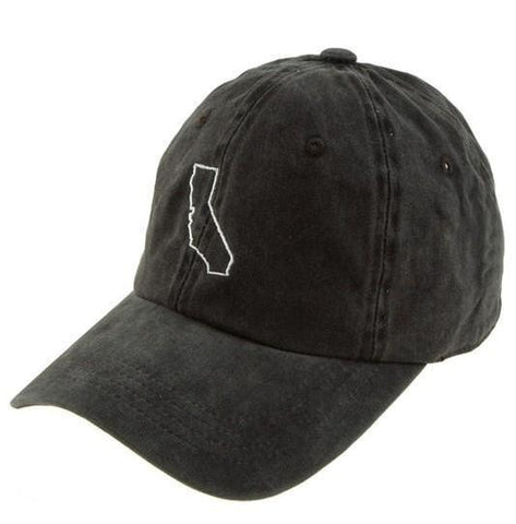 CA Outline Hat
