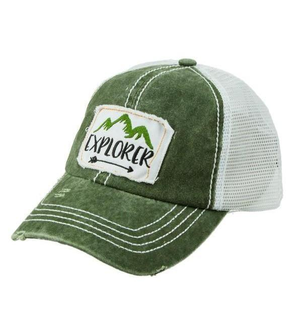 Explorer Trucker Hat