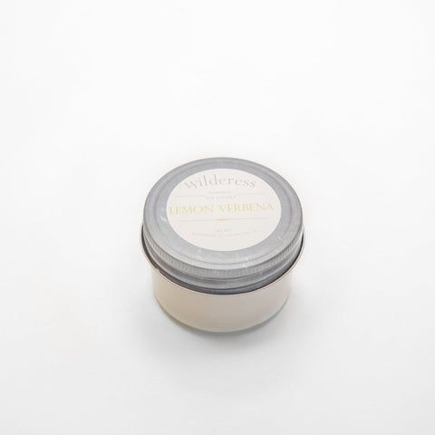 Wilderess Soy Candle - Lemon Verbena
