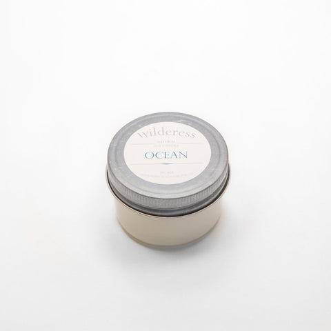 Wilderess Soy Candle - Ocean