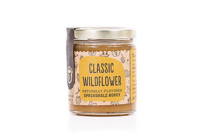 Classic Wildflower Honey